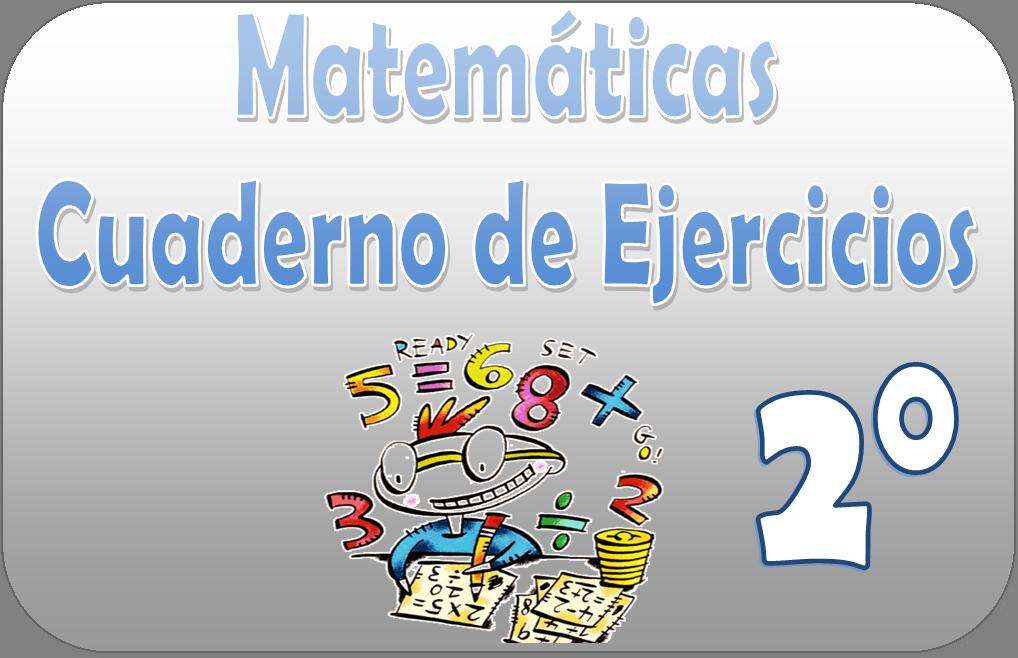 Matemáticas – Cuaderno de ejercicios para segundo grado | Educación ...