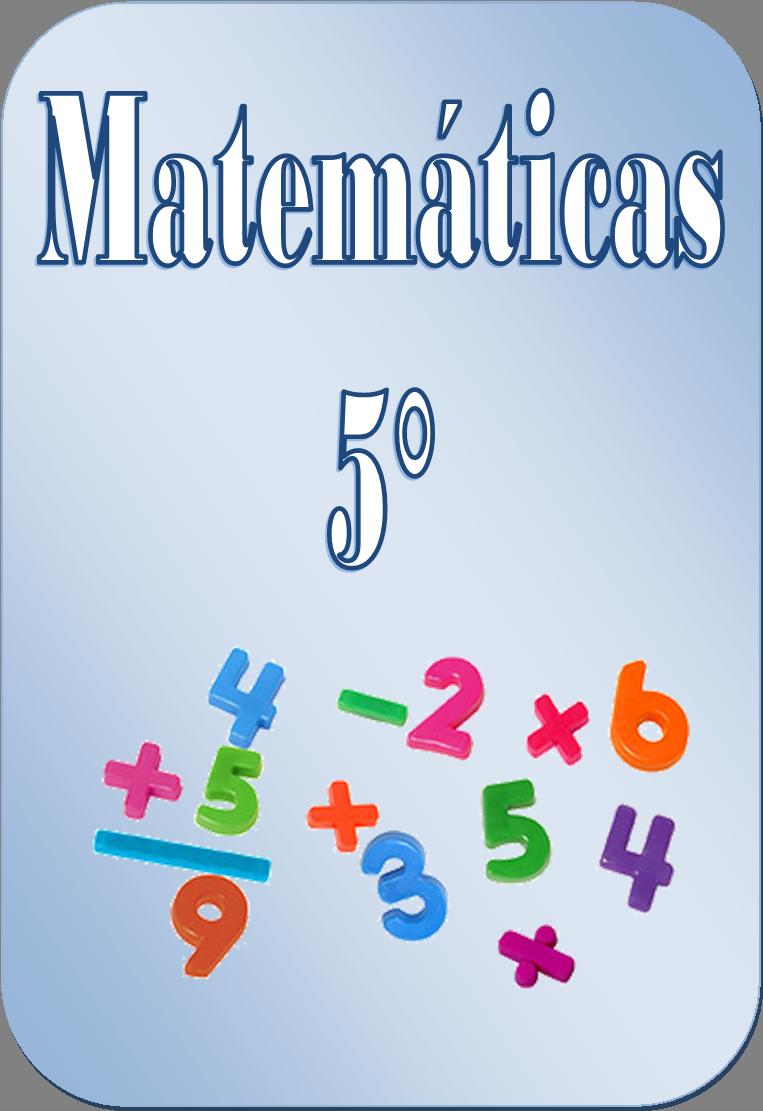 Cuadernillo de ejercicios matemáticos para quinto grado | Educación ...
