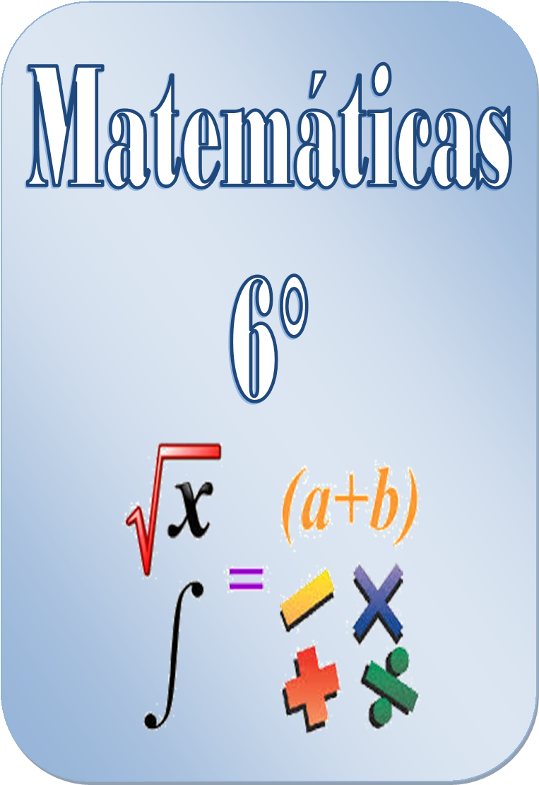 Cuadernillo de ejercicios matemáticos para sexto grado | Educación ...