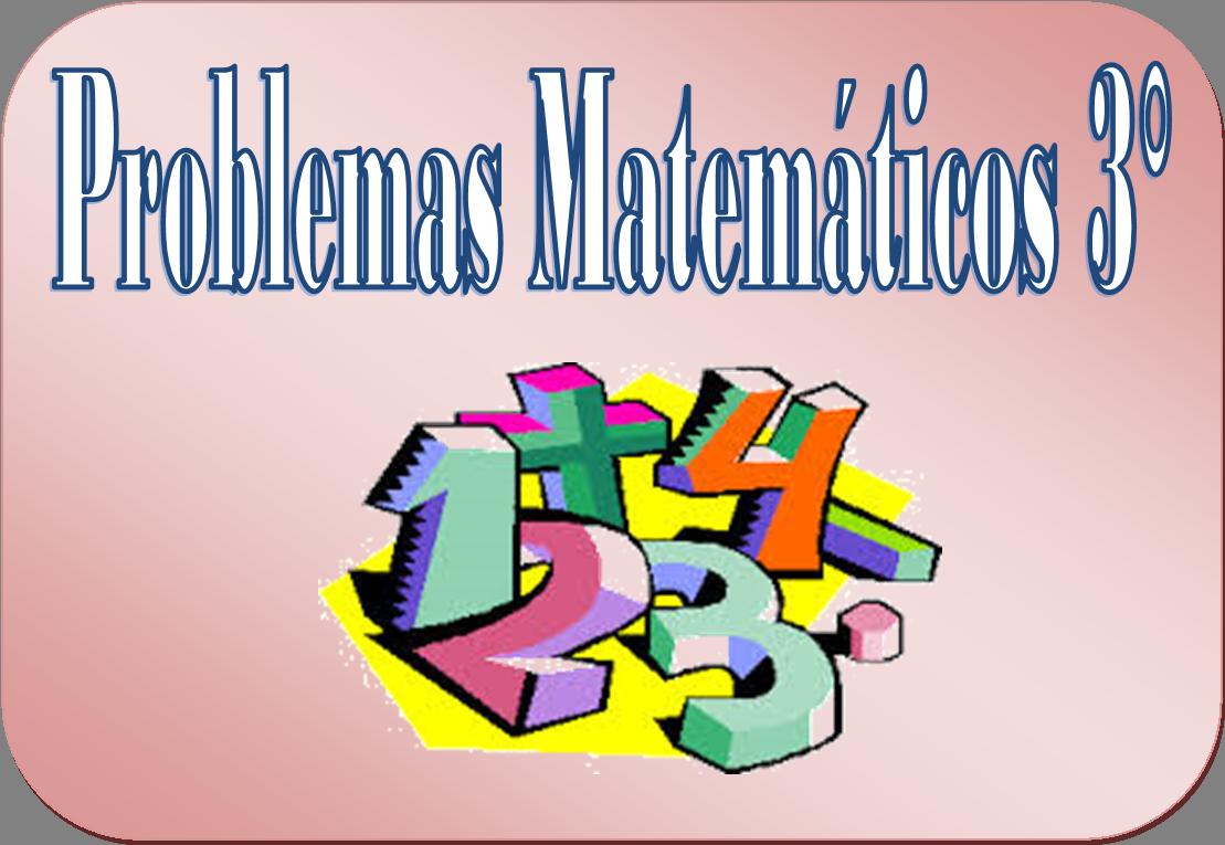 Problemas matemáticos para tercer grado de primaria | Educación Primaria