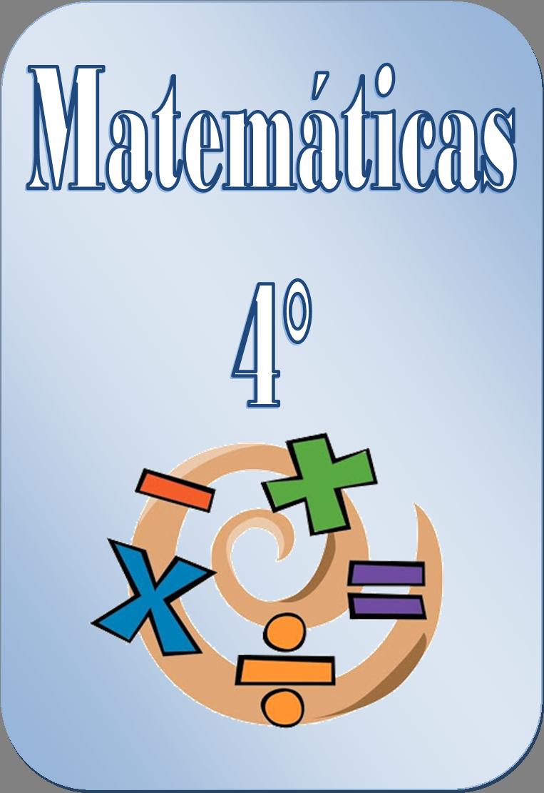 Cuadernillo de ejercicios matemáticos para cuarto grado | Educación ...