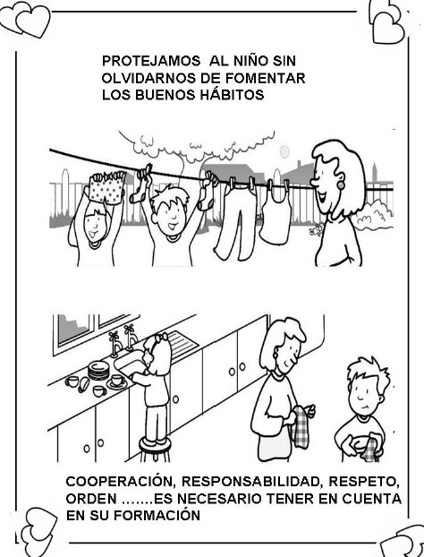 Derechos Y Deberes Educación Primaria