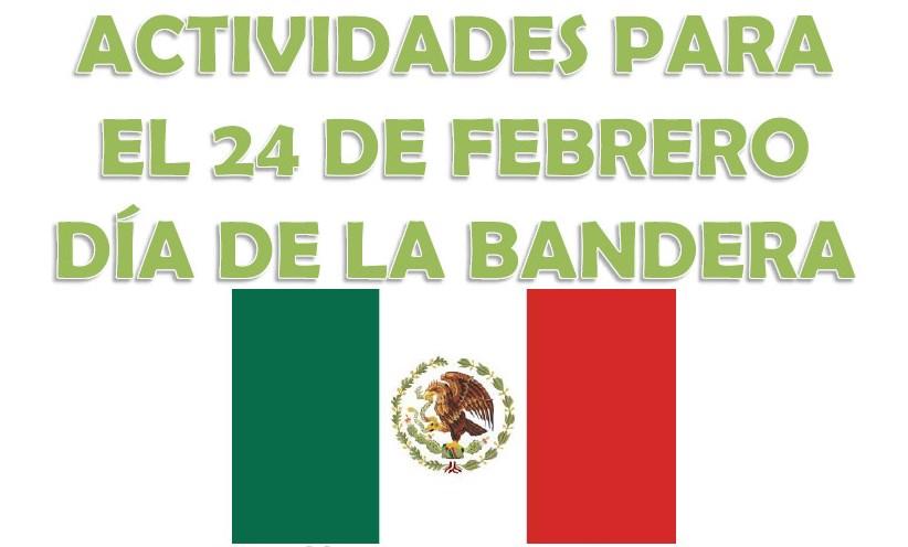 Actividades para el da de la bandera  Educacin Primaria