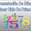 Representación de números para primer ciclo de primaria