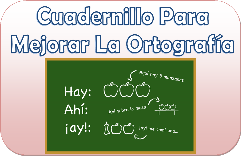 libros de ortografia para ninos