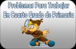 Problemas para trabajar en cuarto grado | Educación Primaria