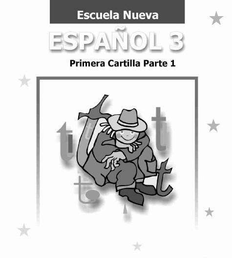 Cuaderno de trabajo de español para tercer grado | Educación Primaria