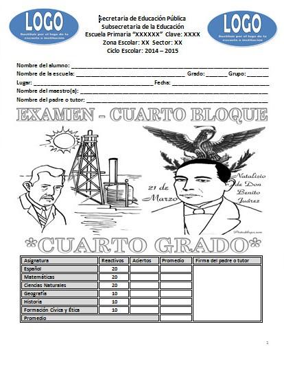 Planeaciones Primaria Primer Grado Bloque 4 2015 2016 | apexwallpapers ...