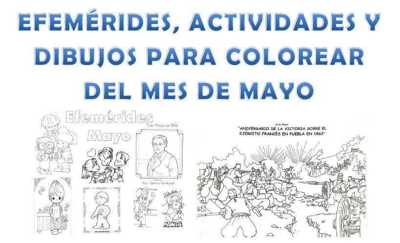 Día De Las Madres Batalla De Puebla Educación Primaria