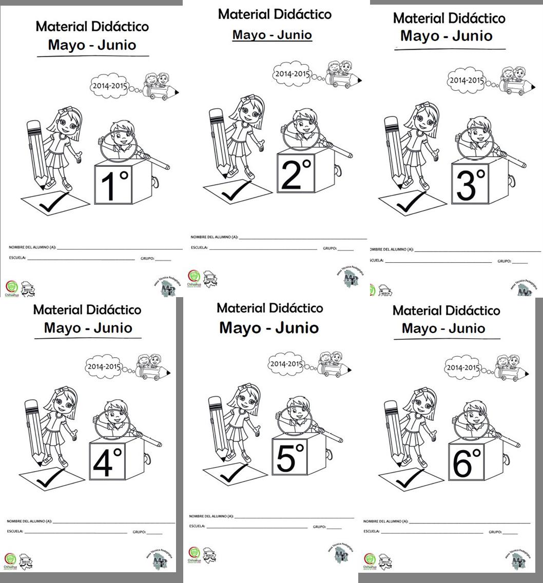 Material did ctico para el quinto bloque de todos los for Cuarto primaria