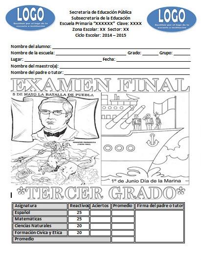 Planeaciones Lainitas Tercer Grado 2016 | newhairstylesformen2014.com