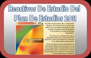 Reactivos2011
