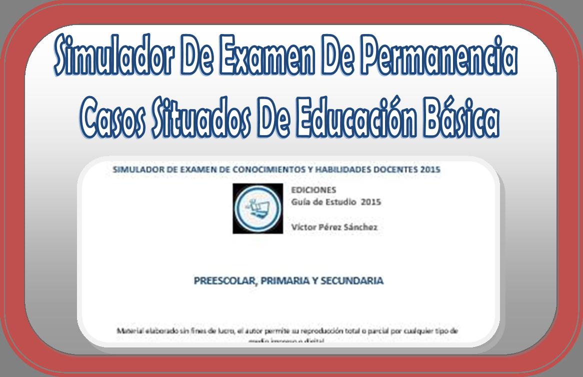 Examen profesional docente 2016 2017 resultados for Prueba docente 2016