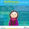 Medidas y consejos para prevenir la influenza en las escuelas de todo México