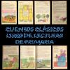 Cuentos clásicos, libro de lecturas de primaria