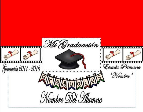 invitaci u00f3n para la ceremonia de clausura escolar o