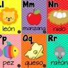 Maravilloso abecedario ilustrado para preescolar y primer grado de primaria