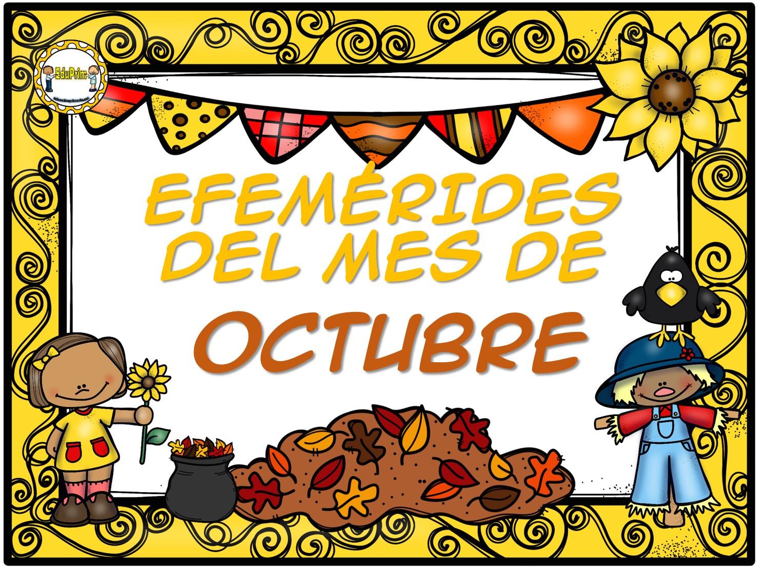 Octubre1 educaci n primaria - Mes noviembre 2017 ...