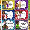 Normas de convivencia para el aula y reglamento de la biblioteca escolar