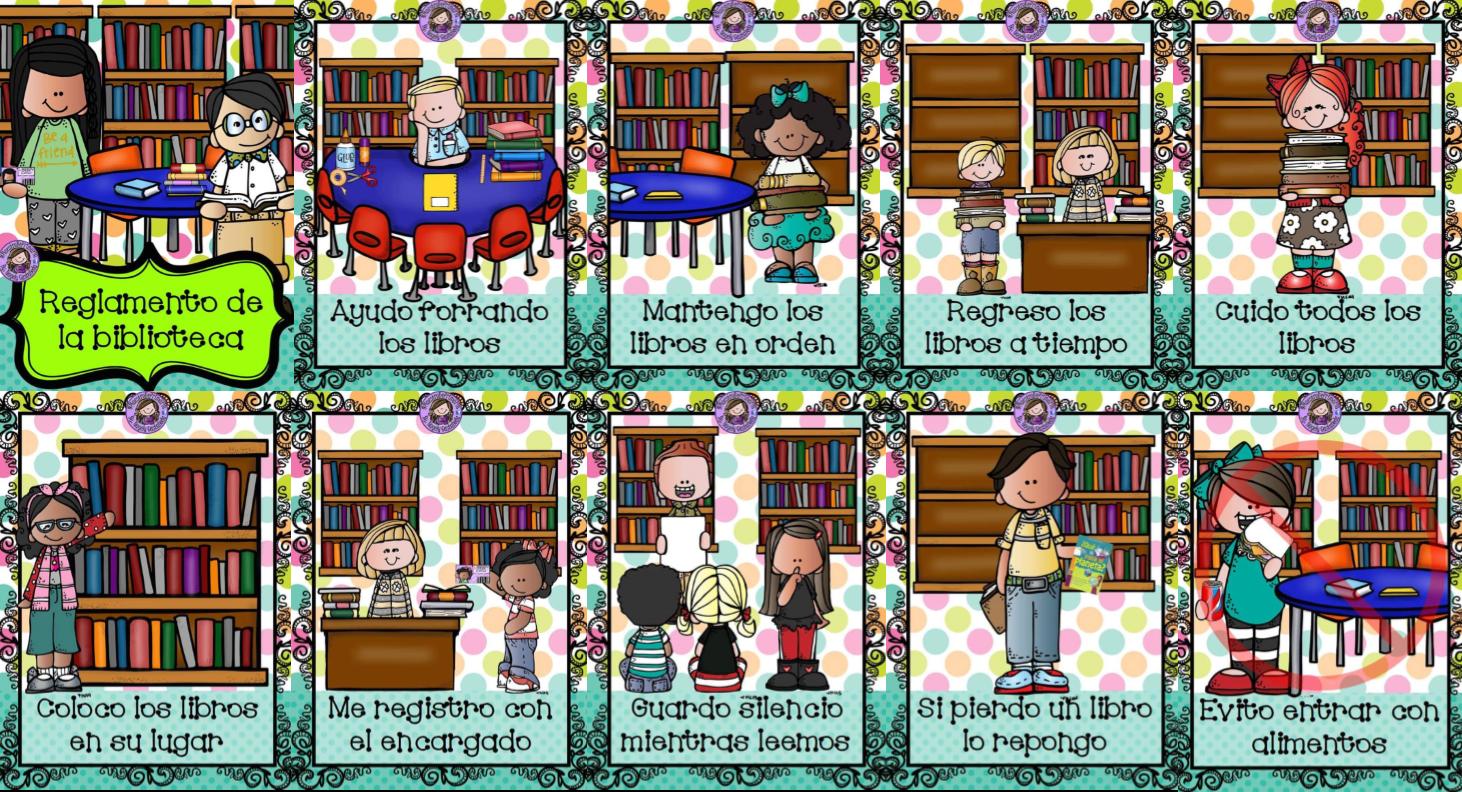 Resultado de imagen de bibliotecas escolares
