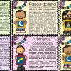 Estupendos diseños de las series de los libros del rincón de lecturas