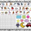 Excelente material de apoyo de abecedario, números y figuras geométricas para primer y segundo grado de primaria