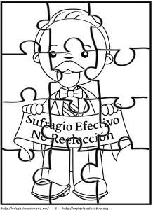 Estupendos Rompecabezas De Personajes De La Revolución Mexicana