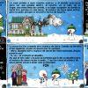 Fabuloso y bonito cuento navideño el muñeco de nieve