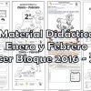 Material didáctico de apoyo de todos los grados del tercer bloque del ciclo escolar 2016 – 2017