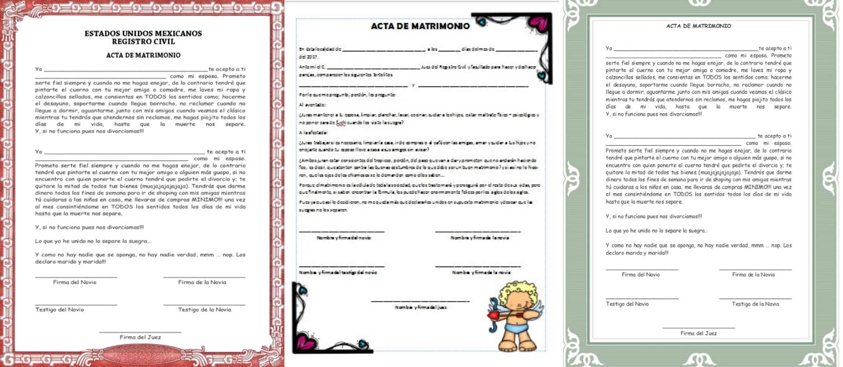 descargar acta de divorcio pdf