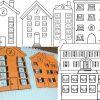 Maravilloso material interactivo casitas de multiplicaciones