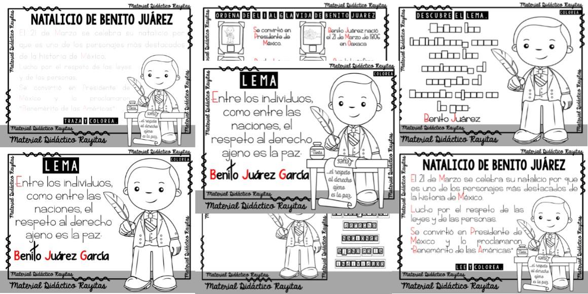 Benito Juárez Educación Primaria Part 2