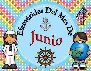 Periodicos Murales Escolares De Junio