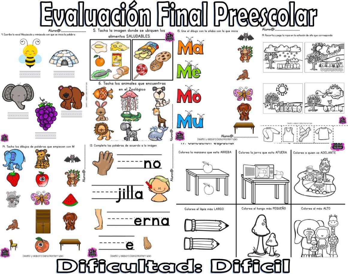 EvaluacionDificiEP | Educación Primaria