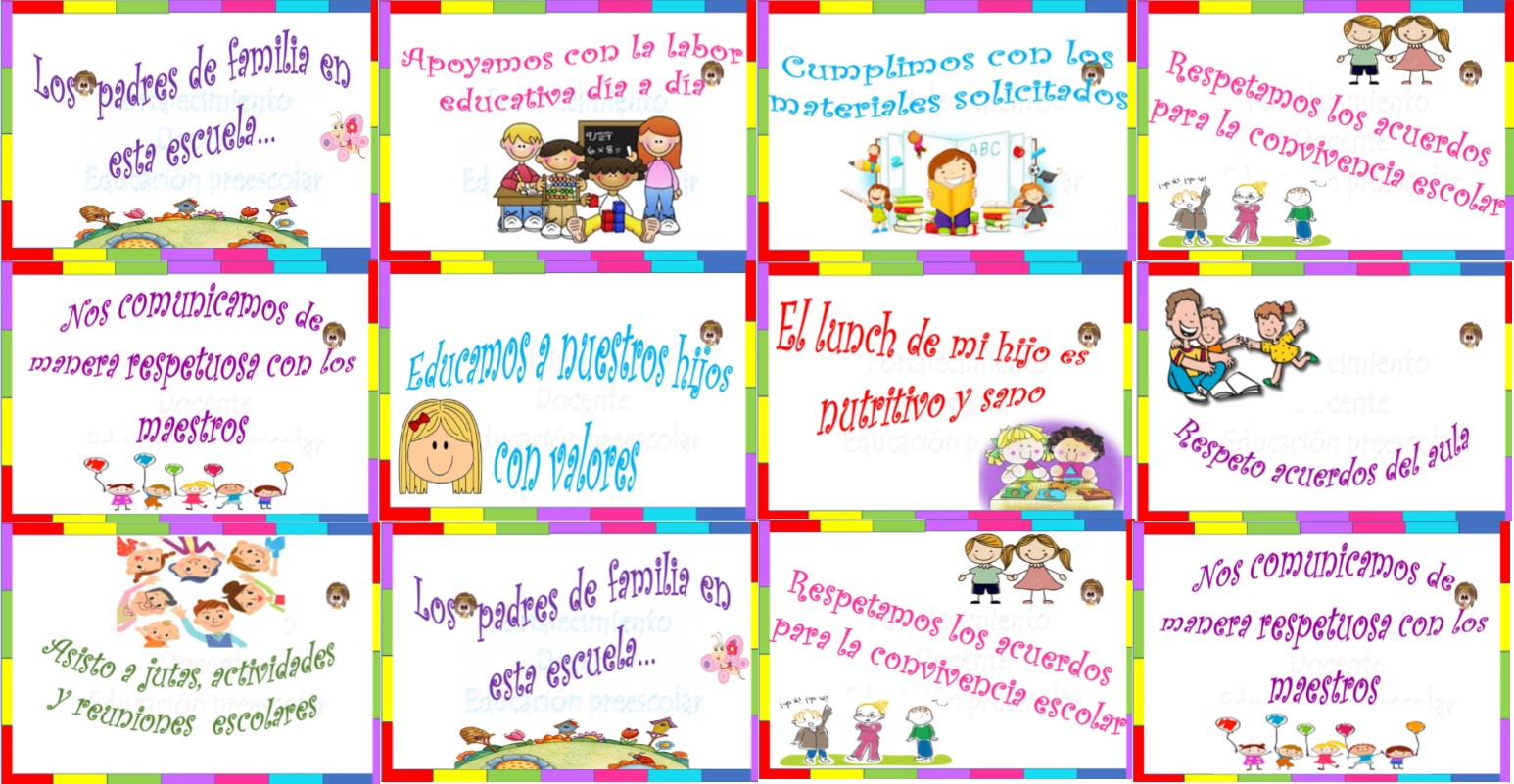 Reunión De Padres De Familia Educación Primaria