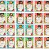 Lindas etiquetas por asignatura para cuadernos, libros o libretas de nuestros alumnos o hijos