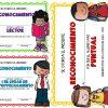 Fantásticos reconocimientos para premiar a nuestros alumnos de primer lugar en aprovechamiento, puntualidad y lectura