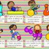 Espectaculares y bonitos diseños para enseñar y aprender los signos de puntuación