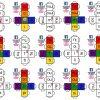 Estupendos dados silábicos completos para primer y segundo grado de primaria