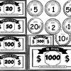 Espectaculares billetes y monedas didácticos para utilizar en clase