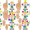 Genial diseño para numeral o memorama para preescolar y primer grado de primaria