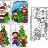 Divertidos y maravillosos rompecabezas navideños