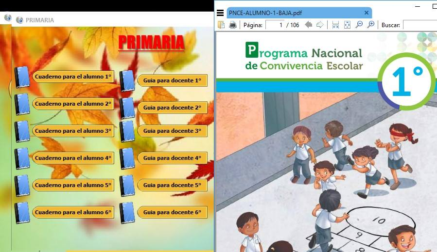 Página 3 De 5: Educación Primaria