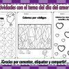 Estupendas actividades para primer y segundo grado de primaria con el tema del día del amor y la amistad