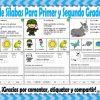 Estupendas actividades de sílabas para primer y segundo grado de primaria