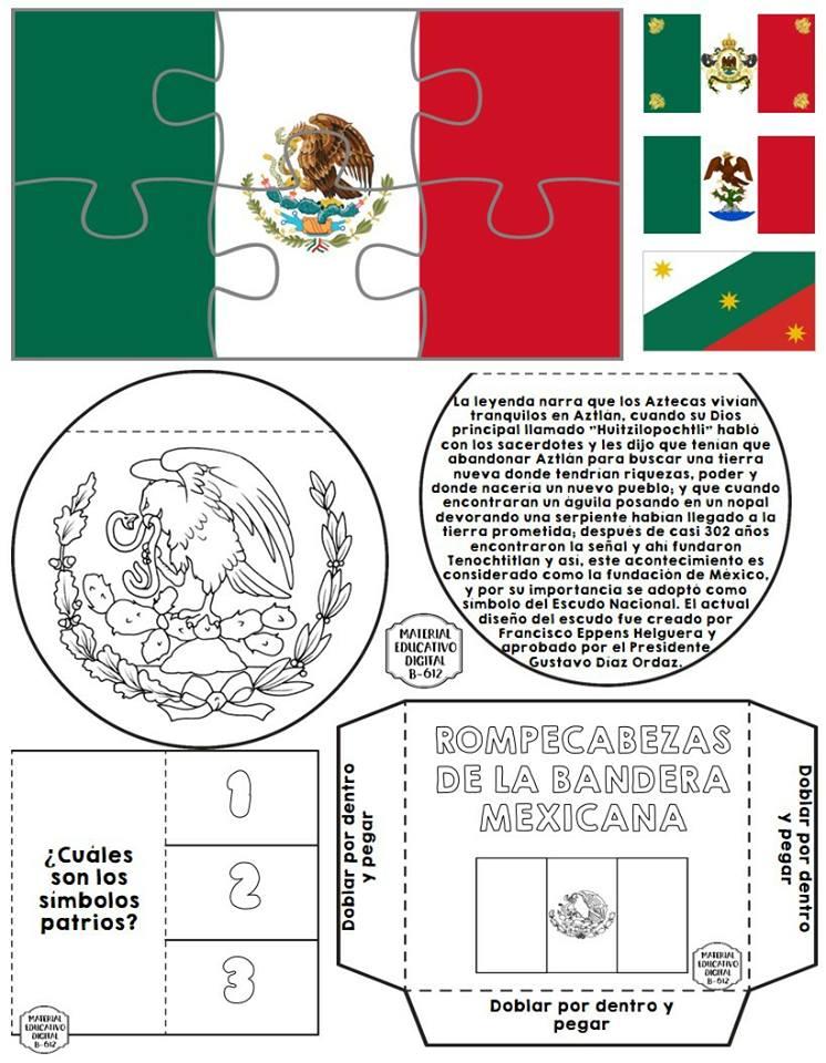 Banderas De Mexico Creativas. Gallery Of Descargar Maravilloso ...