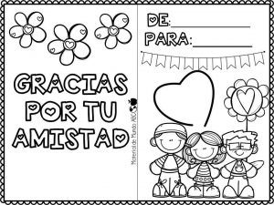 Pulseras Separadores Cartas Y Dibujos Del Día Del Amor Y La
