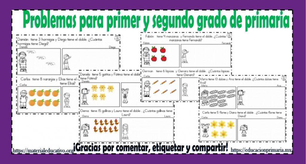 Excelentes problemas para resolver de primer y segundo grado ...