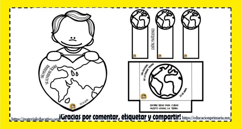 Estupendo material interactivo para trabajar el día mundial de la ...