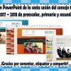 Presentación en PowerPoint de la sexta sesión del consejo técnico escolar ciclo 2017 – 2018 de preescolar, primaria y secundaria
